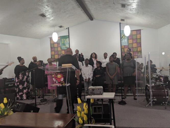 Homecoming Choir 2019