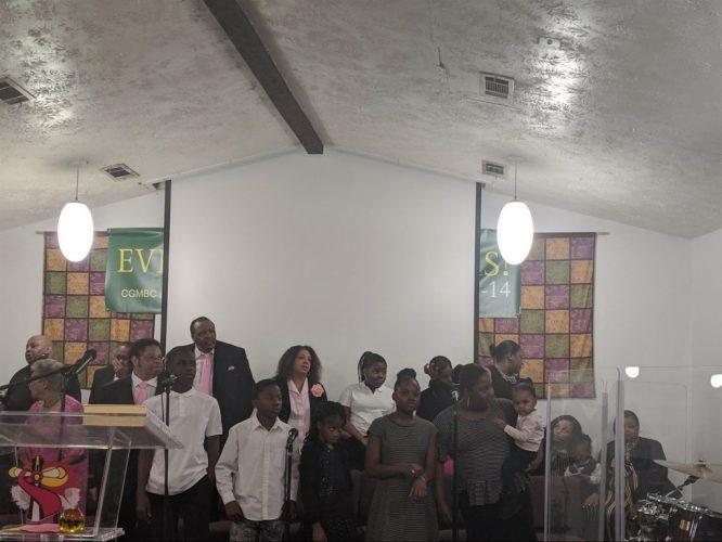 Mass Choir Homecoming 2019