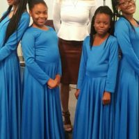 Praise Dancers March 2017