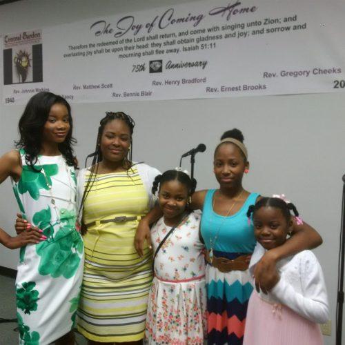 youth girls 2016